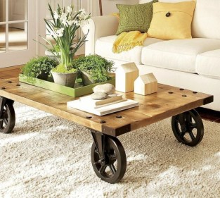 Ways To Upgrade Your House With Rustic Furniture Ideas 42