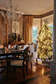 Ways To Use Christmas Light In Your Room 43