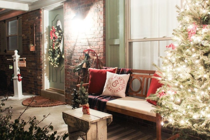 Ways To Use Christmas Light In Your Room 51