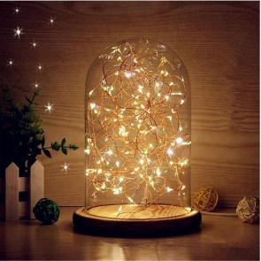 Ways To Use Christmas Light In Your Room 62