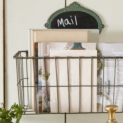Wire Basket Ideas You Can Make For Storage 12
