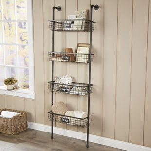 Wire Basket Ideas You Can Make For Storage 21