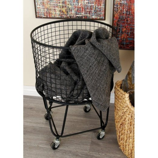 Wire Basket Ideas You Can Make For Storage 32