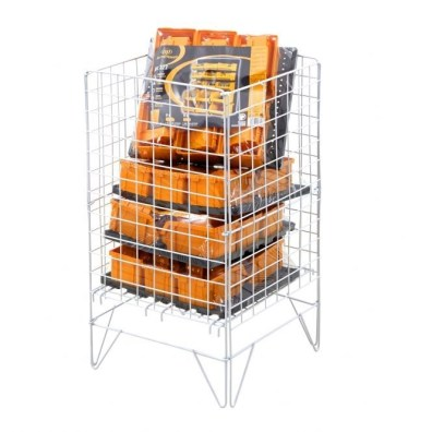 Wire Basket Ideas You Can Make For Storage 39