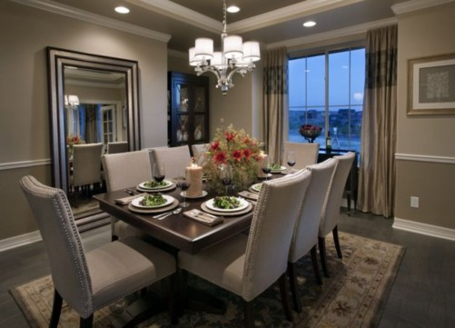 Wonderful Dining Room Decoration And Design Ideas 25