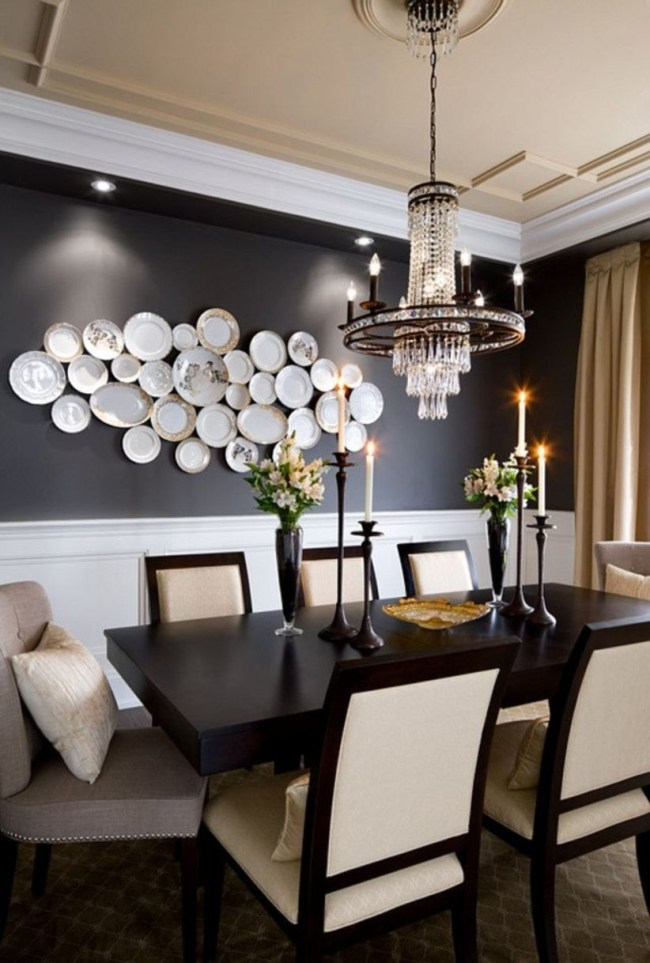Wonderful Dining Room Decoration And Design Ideas 53
