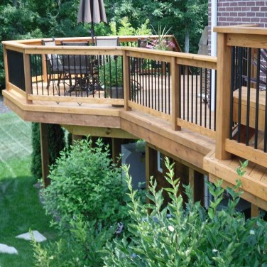 Best Deck Decorating Ideas For Outdoor Space 10