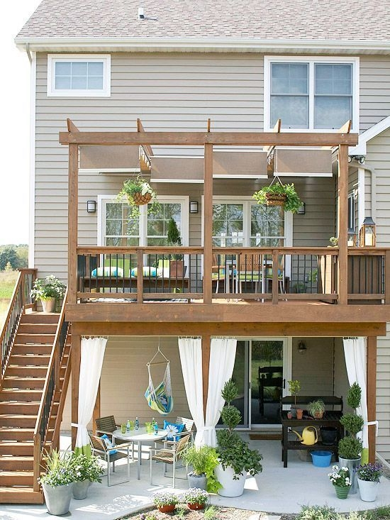 Best Deck Decorating Ideas For Outdoor Space 25