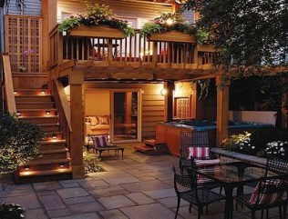 Best Deck Decorating Ideas For Outdoor Space 35