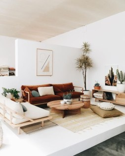 Awesome Scandinavian Style Interior Apartment Decoration 22