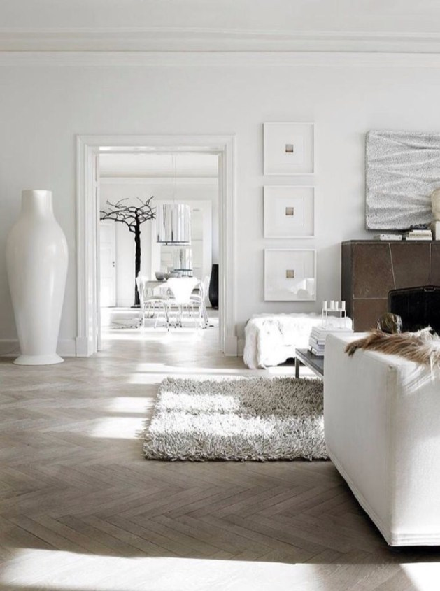Awesome Scandinavian Style Interior Apartment Decoration 54