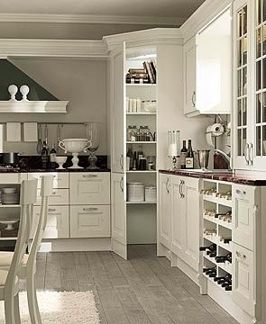 Kitchen Cabinet Idea Try For Your Decoration 46