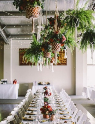 Amazing Hanging Ornament For Decorate Your Wedding 12