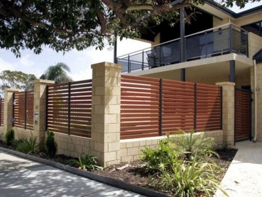 Amazing House Fence You Can Build In Your Garden 11