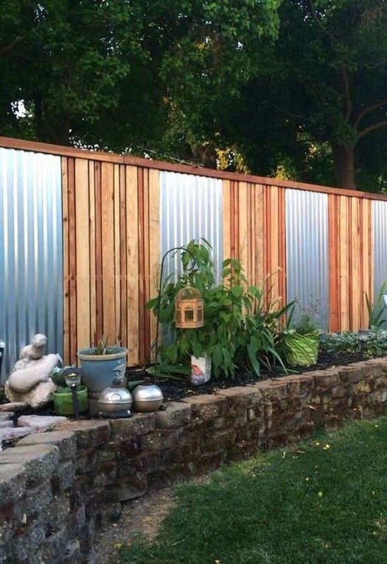 Amazing House Fence You Can Build In Your Garden 20