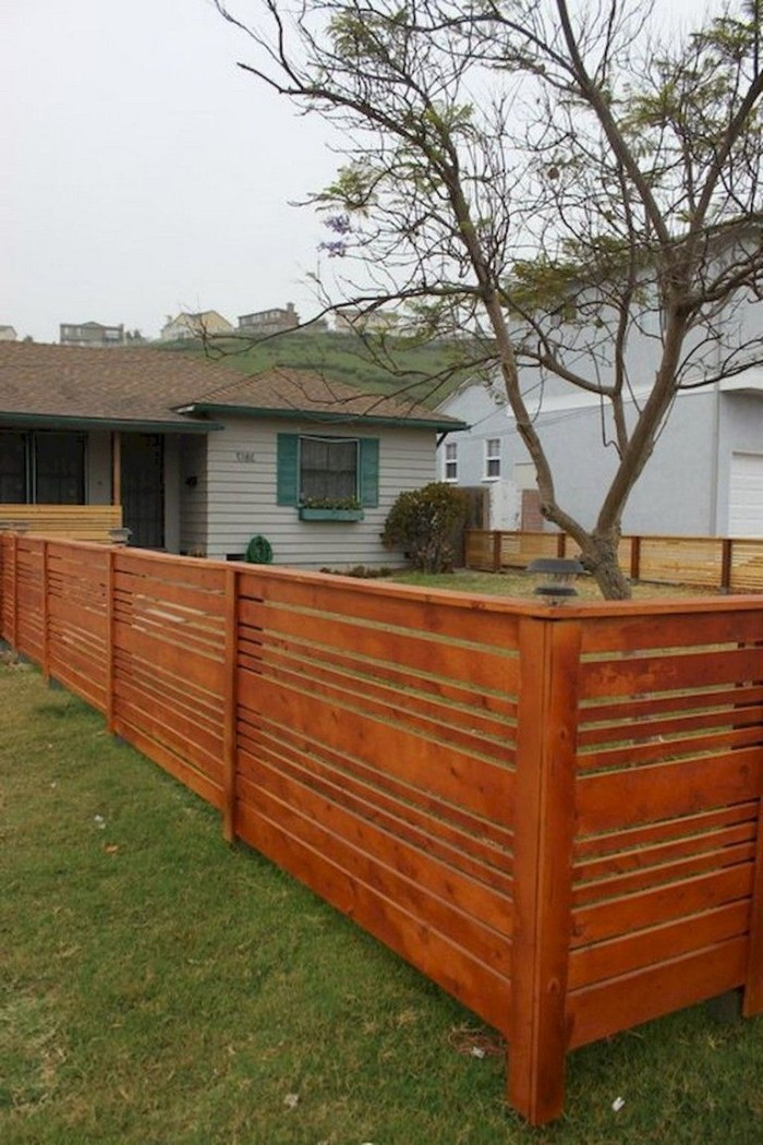 Amazing House Fence You Can Build In Your Garden 30