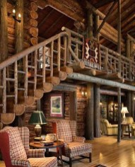 Best And Elegant Wooden Stairs In Your House 02