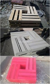 Creative And Easy Pallet Project DIY Idea Everyone Can Do 04