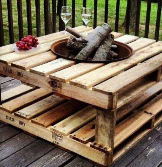 Creative And Easy Pallet Project DIY Idea Everyone Can Do 11