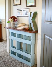 Creative And Easy Pallet Project DIY Idea Everyone Can Do 28