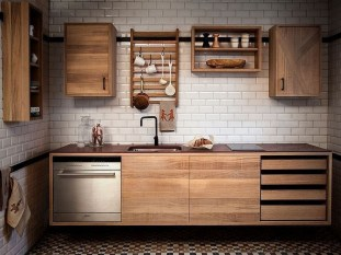 Inspiring Scandinavian Furniture For Your Kitchen Decoration 13