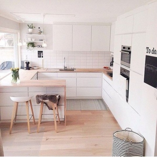 Inspiring Scandinavian Furniture For Your Kitchen Decoration 14