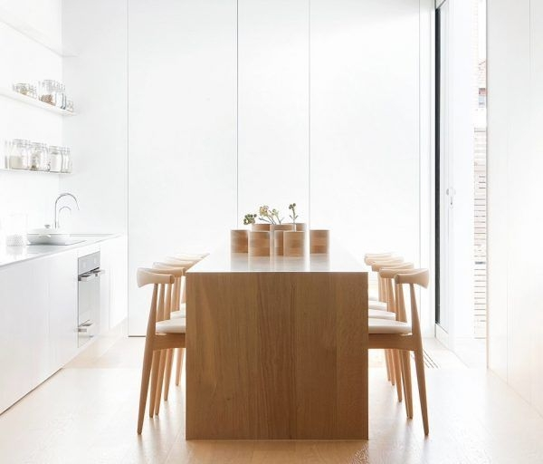 Inspiring Scandinavian Furniture For Your Kitchen Decoration 22
