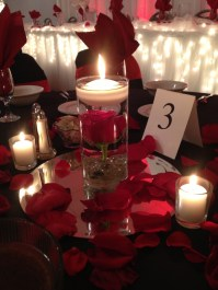 Romantic Table Decoration For Valentine's 27