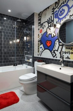 Stunning Colorful Bathroom Decoration For Your Kids 01