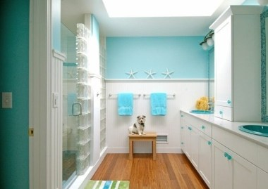 Stunning Colorful Bathroom Decoration For Your Kids 12