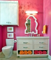 Stunning Colorful Bathroom Decoration For Your Kids 16