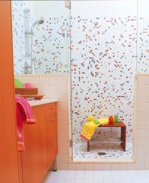 Stunning Colorful Bathroom Decoration For Your Kids 28