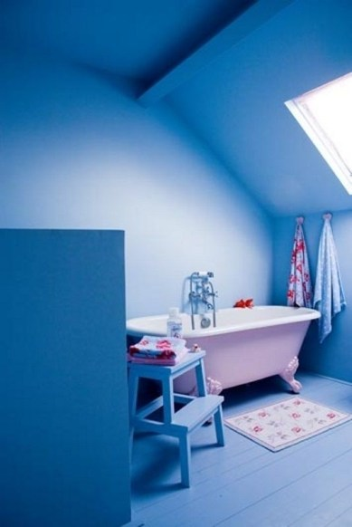 Stunning Colorful Bathroom Decoration For Your Kids 35