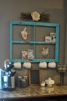 Amazing Diy Coffee Station Idea In Your Kitchen 31