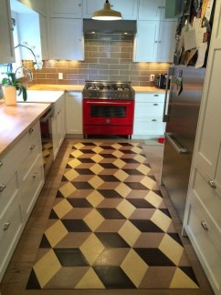 Awesome Kitchen Floor To Design Your Creativity 08