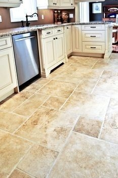 Awesome Kitchen Floor To Design Your Creativity 25