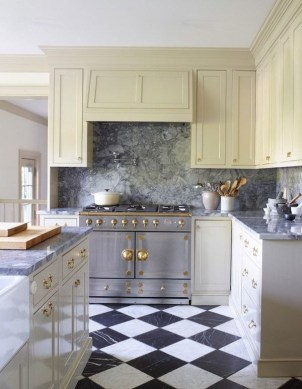Awesome Kitchen Floor To Design Your Creativity 37