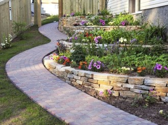 Best Walkways Idea In Your Front Yard 13