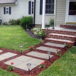 Best Walkways Idea In Your Front Yard 27