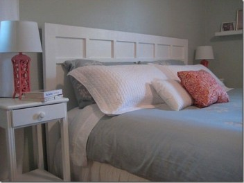 Cheap And Easy DIY Headboard For Your Bedroom 02