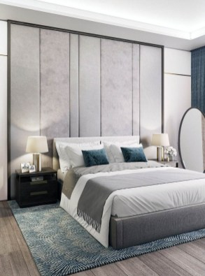 Cheap And Easy DIY Headboard For Your Bedroom 15
