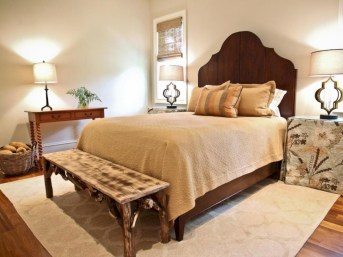 Cheap And Easy DIY Headboard For Your Bedroom 17