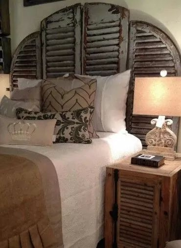 Cheap And Easy DIY Headboard For Your Bedroom 27