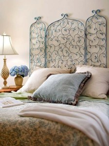 Cheap And Easy DIY Headboard For Your Bedroom 32