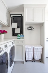 Contemporary Laundry Room Decor Ideas You Can Try For Your House 03