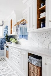 Contemporary Laundry Room Decor Ideas You Can Try For Your House 15