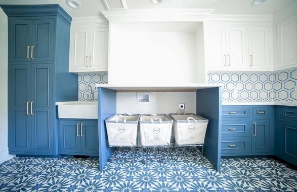 Contemporary Laundry Room Decor Ideas You Can Try For Your House 20