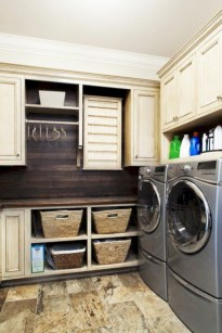 Contemporary Laundry Room Decor Ideas You Can Try For Your House 25