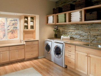 Contemporary Laundry Room Decor Ideas You Can Try For Your House 27
