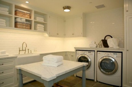 Contemporary Laundry Room Decor Ideas You Can Try For Your House 32